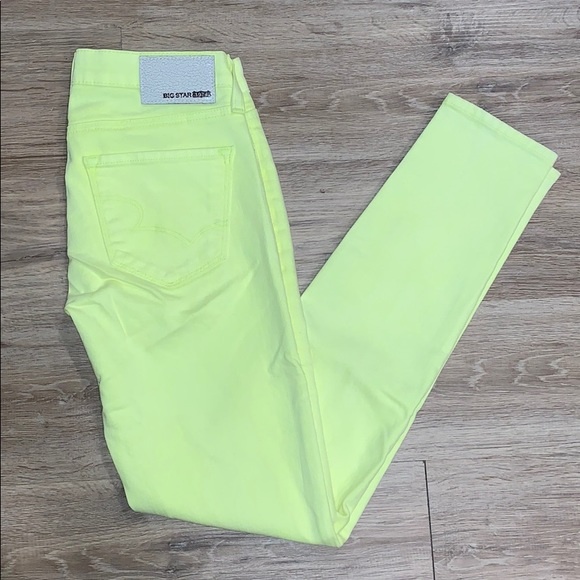 Big Star Denim - Like New Big Star Jeans